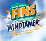 Windtamer Braid Fins