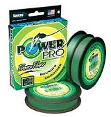 шнур плетеный Power Pro Power Pro Moss green 135/44Lbs/028