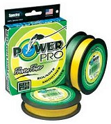 шнур плетеный Power Pro Power Pro Hi-Vis Yellow  135/18Lbs/013