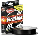 шнур плетеный Berkley Fireline smoke 110/039