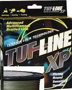 шнур плетеный Western Filament TUF-Line XP green 137/010